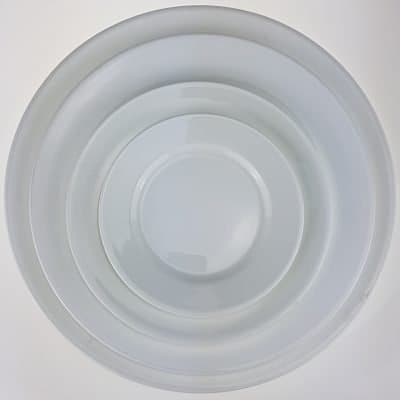 Plain White Plates For Hire Herts Beds and Bucks