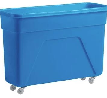Blue Bar Truck