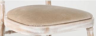 Ivory Seat Pad