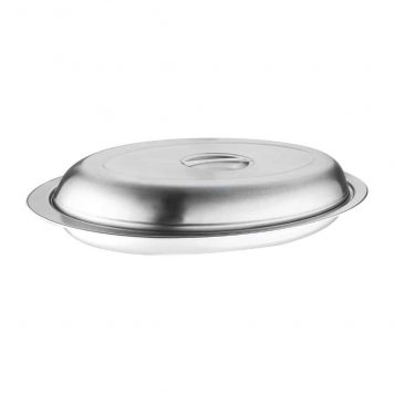 Stainless Steel Vegetable Dish Lid Hire Herts Beds & Bucks
