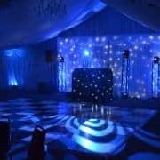 DJ, Dancefloors & Special Effects
