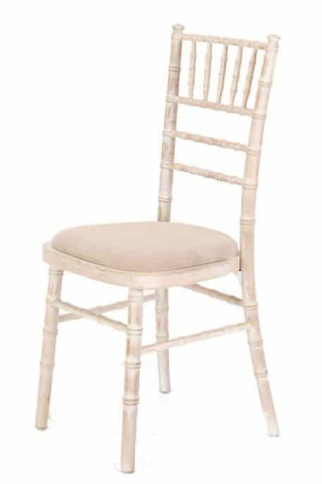 Limewash Chiavair Chairs Hire Herts Beds Bucks