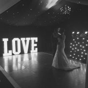 Giant LED LOVE Letters Image