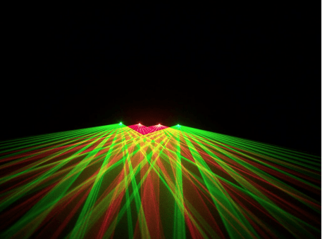 DJ Laser Light