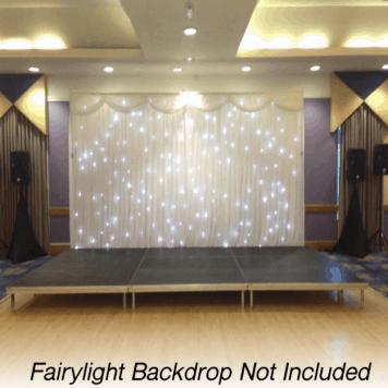 Pro Indoor/Outdoor Stage Package