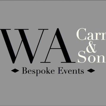 WA Carr - event hire