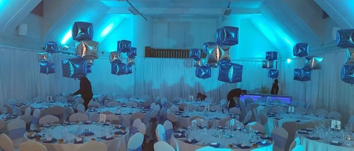 Venue Draping Services
