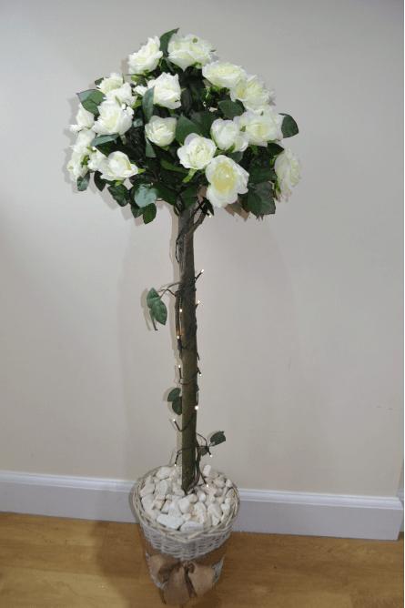 Topiary Rose Tree