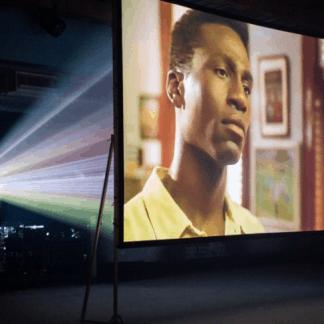 Screens & Projectors