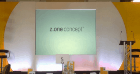 120″ Pro Event Fast Fold Screen
