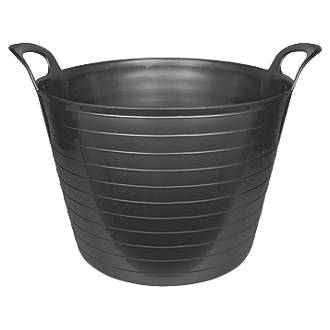 Black Flexi Tub Hire