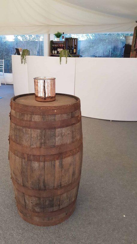 Wooden Barrel Hire Herts