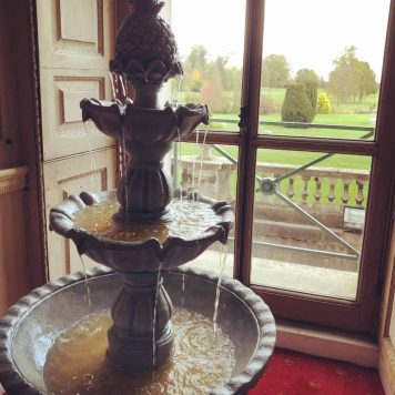 Georgian Style Drinks Fountain