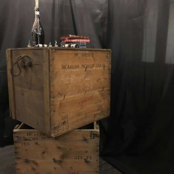 Large Vintage Crate Hire