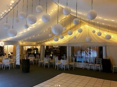 Marquee Fairy Light Hire