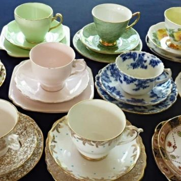 Vintage Cup & Saucer Hire Herts