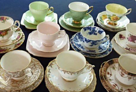 Vintage Cup & Saucer Hire Herts