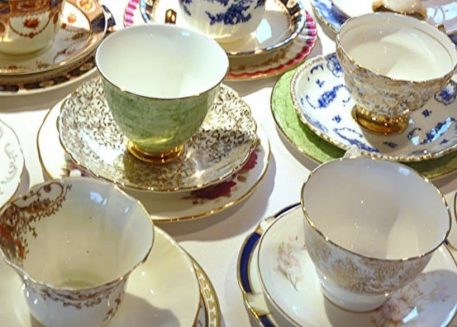 Vintage Teacup and Plate Hire