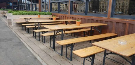 Bench and Table Hire