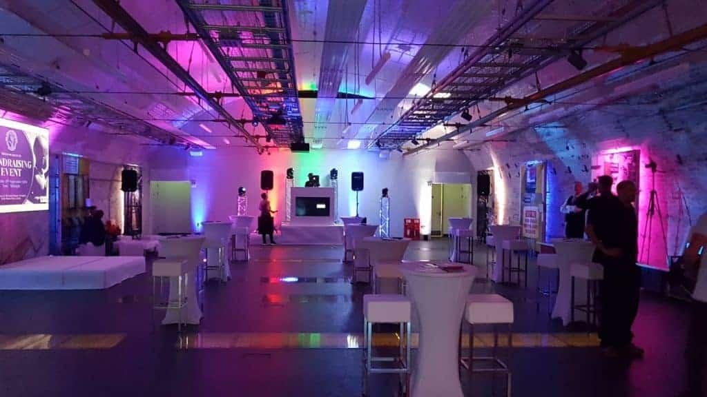 lighting furniture full event management bar hire hertfordshire