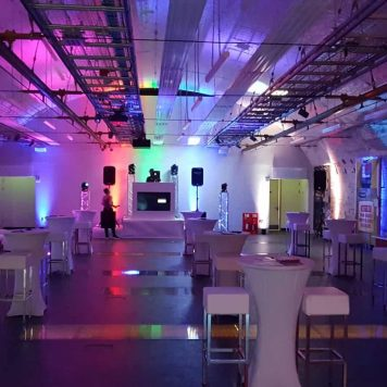 Sound, Lighting, Production & Staging Hire