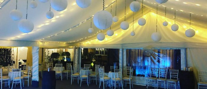 LED Curved Round Bar Panel Circle Hire Hertfordshire