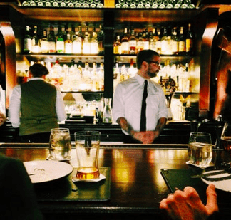Bar Staff & Manager