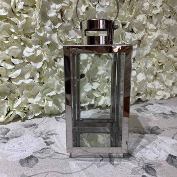 Medium Silver Lantern Picture 6