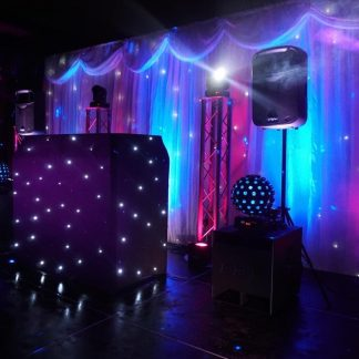 DJ, Dancefloors & Special Effects