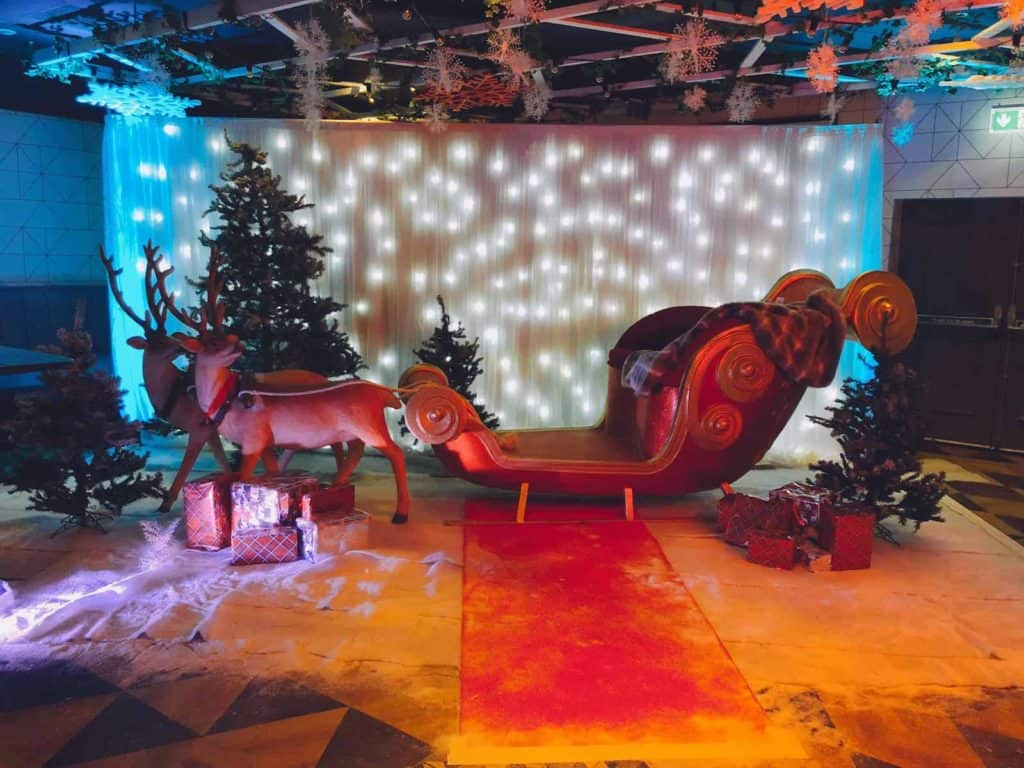 Christmas Party Planner Watford Image