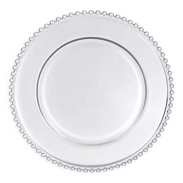 Charger plate Hire