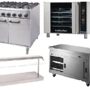 Cooking And Warming Equipment